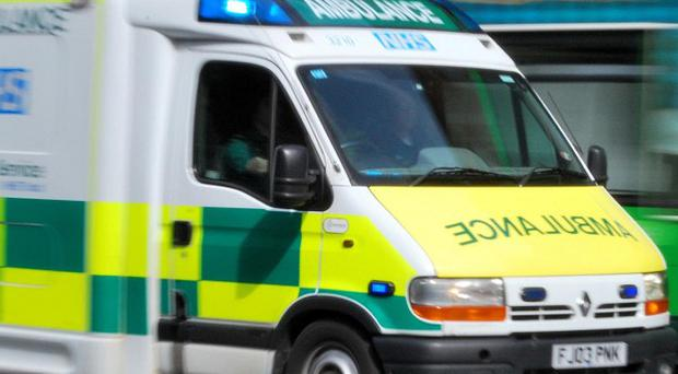 The number of 999 ambulance call-outs in Northern Ireland has almost doubled in the past 10 years