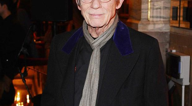 John Hurt was reluctant to join the cast of Brighton Rock