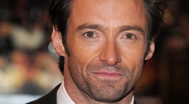 Hugh Jackman is on a high-calorie diet for his latest role