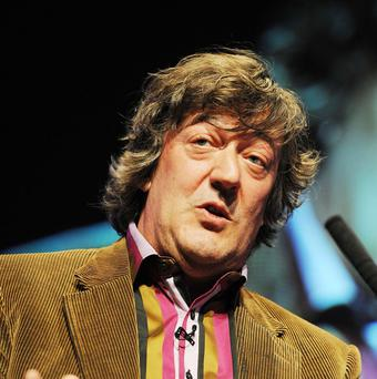 Stephen Fry has dropped plans to film in Japan