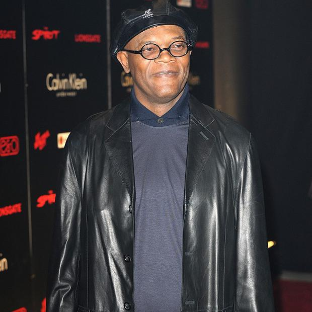 Samuel L Jackson says he's done screen tests with five actresses