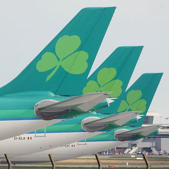 A costly dispute between Aer Lingus management and cabin crew has ended