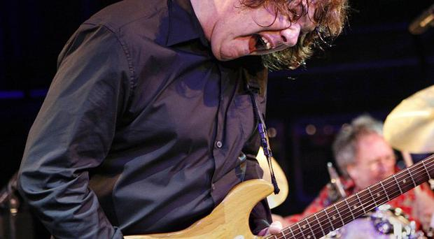 Gary Moore was found dead in a hotel room in Spain