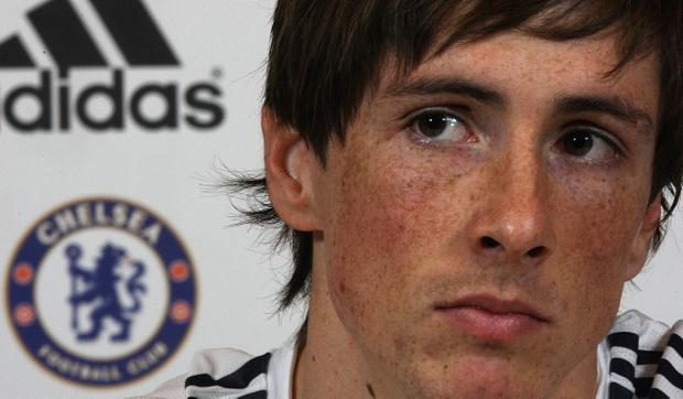 Fernando Torres insists Chelsea are not out of the title race.
