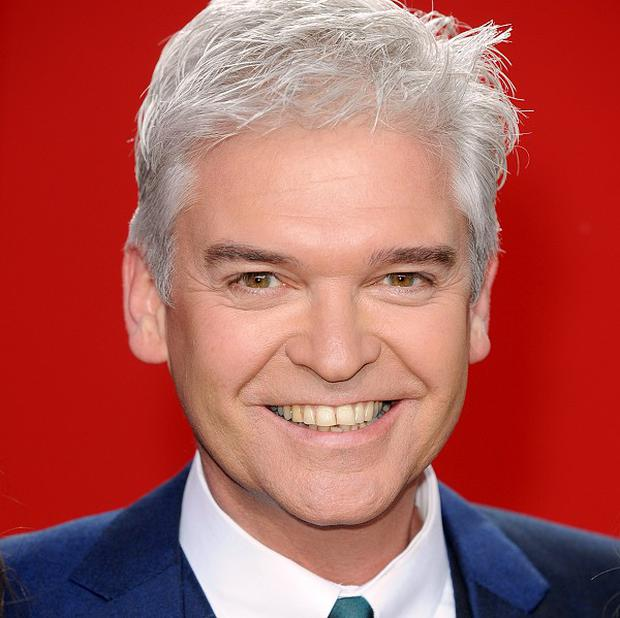Phillip Schofield has branded complaints about the Dancing On Ice spat 'crazy'