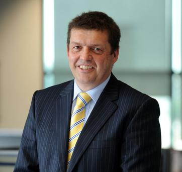 Nick McCafferty, regional manager of Bibby Financial Services