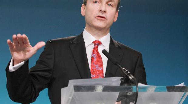 Micheal Martin's Fianna Fail has a construction programme mandate
