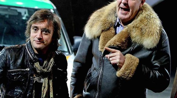 Top Gear presenters Richard Hammond, Jeremy Clarkson and James May are at the centre of a row over comments made about Mexico