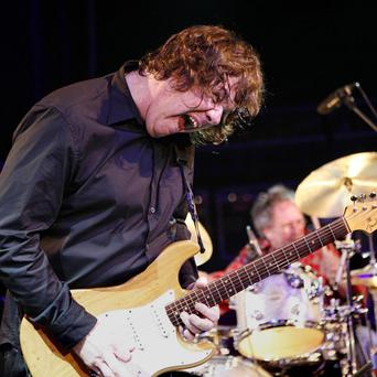 Gary Moore was found dead in a hotel room on the Costa del Sol in the early hours of Sunday