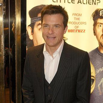 Jason Bateman says he likes being part of an ensemble cast