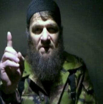 Doku Umarov claimed responsibility for the attack on Domodedovo airport which killed 36 people