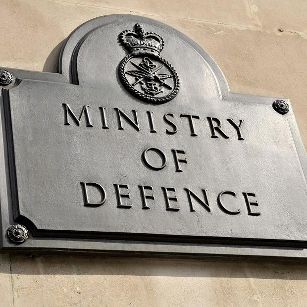 The MoD's top civil servant defended budget cuts