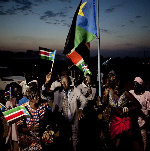 The results of Southern Sudan's independence referendum were announced on Monday