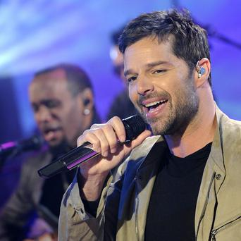Ricky Martin will receive an award for his work to promote equality