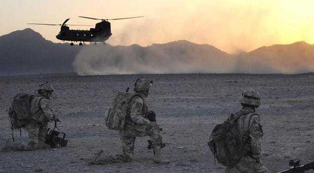Two British soldiers have been shot and killed in Afghanistan (MoD)