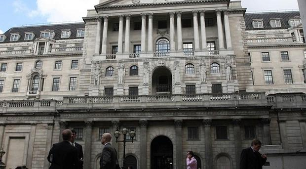 The Bank of England has kept interest rates at their record low of 0.5 per cent