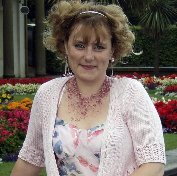 Joanne Oliver was stabbed to death by her estranged husband after she met another man on Facebook