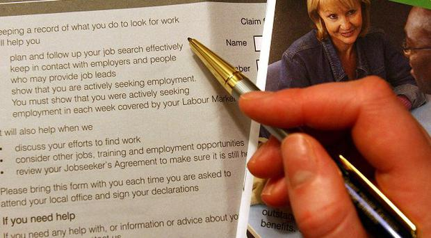 A 'substantial number' of incapacity benefit claimants have the potential to return to work, ministers say