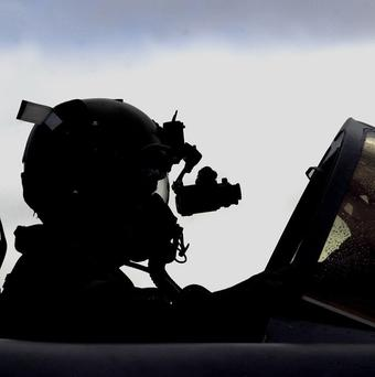 A Tornado crew had to eject from their aircraft at RAF Lossiemouth