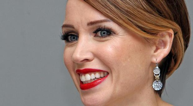 Dannii Minogue loved being six months pregnant