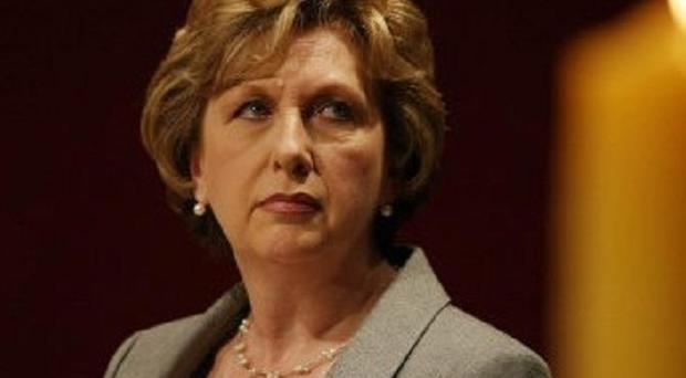 Mary McAleese expressed shock at the Cork plane crash, which killed six people including a relative of the President