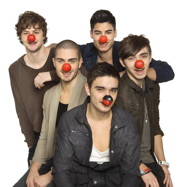 The Wanted's latest track Gold Forever has been announced as the official Comic Relief single for Red Nose Day