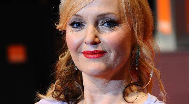 Miranda Richardson was happy that Made In Dagenham had a Bafta nod