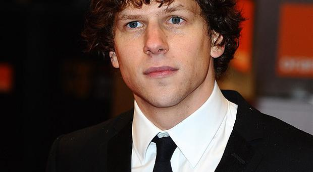 Jesse Eisenberg isn't a fan of awards ceremonies