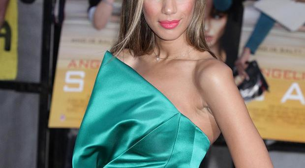 Leona Lewis's Bleeding Love was named the UK's most played love song