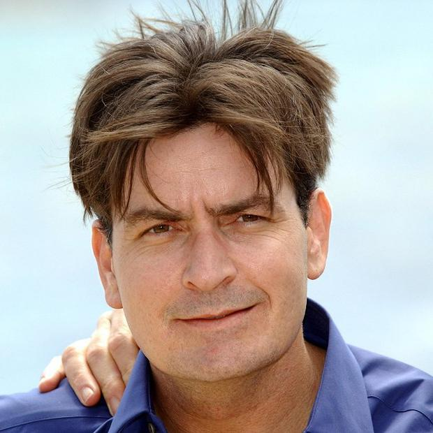 Charlie Sheen said he was ready to go back to work
