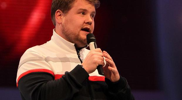 James Corden says he won't copy Ricky Gervais' presenting style