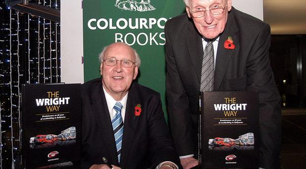 Jack Kernohan and William Wright