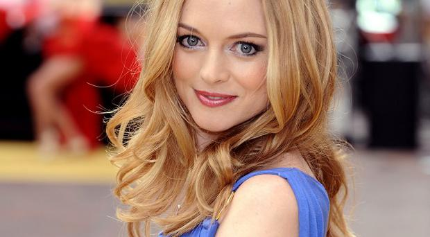 Heather Graham says she still doesn't know if she'll be in the Hangover sequel
