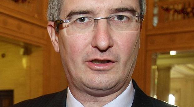 UUP leader Tom Elliott