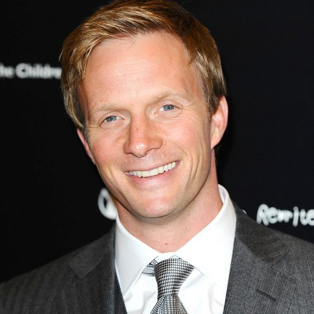 Rupert Penry-Jones drew inspiration from Mad Men's Don Draper