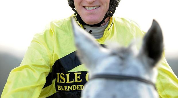 Jockey Peter Buchanan