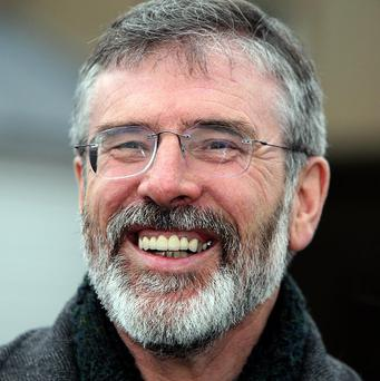 Sinn Fein President Gerry Adams has reiterated that he had no involvement in Jean McConville's killing