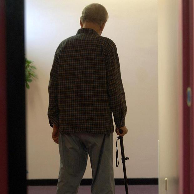 A report has revealed that funding problems left 99 people waiting for residential care and nursing home placements in December 2010