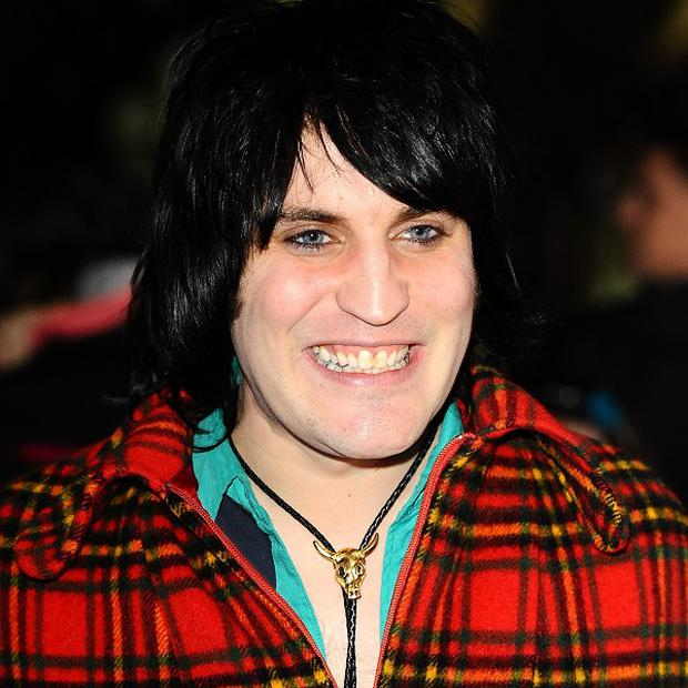 Noel Fielding will be showing off his dance moves