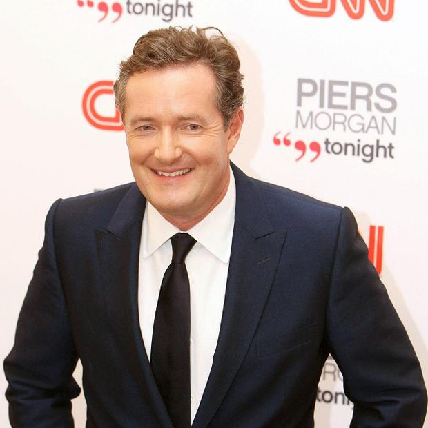 Piers Morgan has defended his US chat show