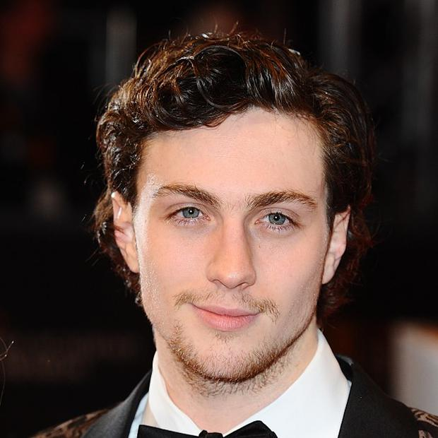 Aaron Johnson is up for Best Actor at the Jameson Empire Awards
