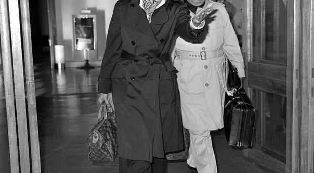 Singer Lena Horne was best known for Stormy Weather