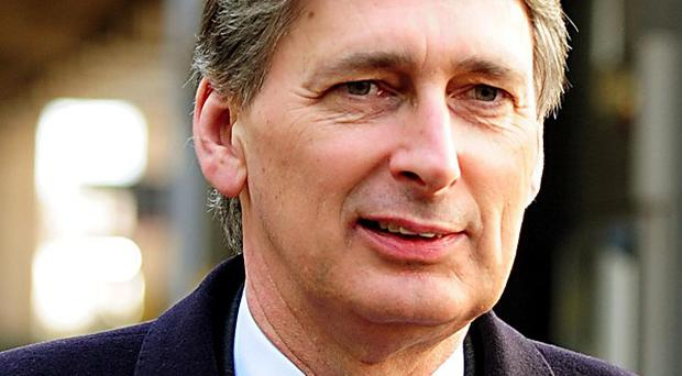 Transport Secretary Philip Hammond has launched a consultation exercise to consider plans for a high-speed rail route