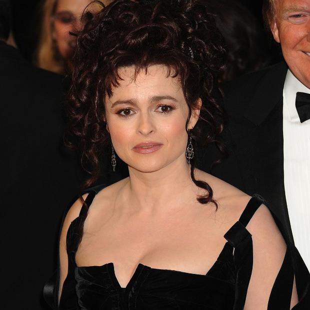 Helena Bonham Carter said she didn't mind missing out on the Oscar