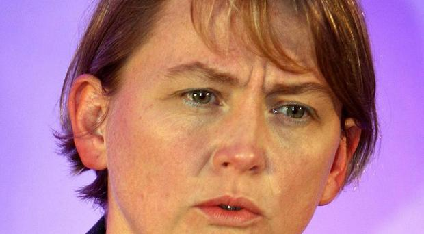 Shadow home secretary Yvette Cooper urged the Government to address loopholes the NSPCC highlighted