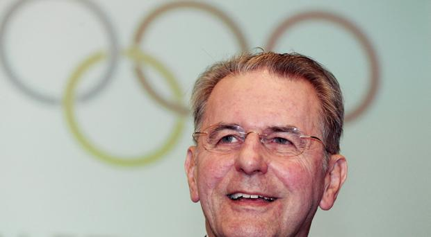 IOC president Jacques Rogge is concerned about credibility