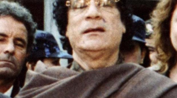 There are calls for a no-fly zone over Libya to stop Colonel Gaddafi attacking his own people (AP)
