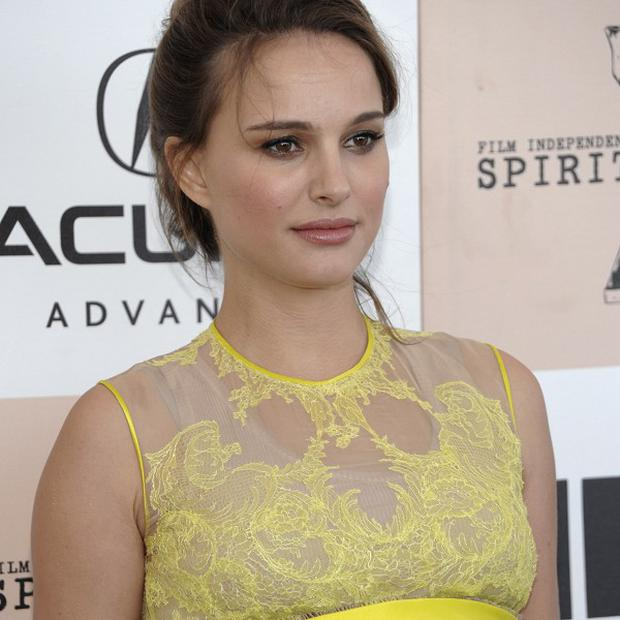 Natalie Portman was a winner at the Independent Spirit Awards