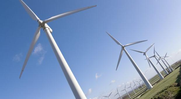 Investors are seeing the potential of green energy and see the market as a way to save the economy, money and the planet