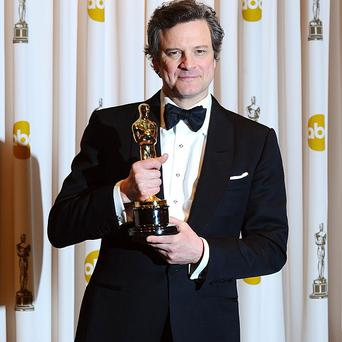 Colin Firth thinks the swearing in the film is necessary